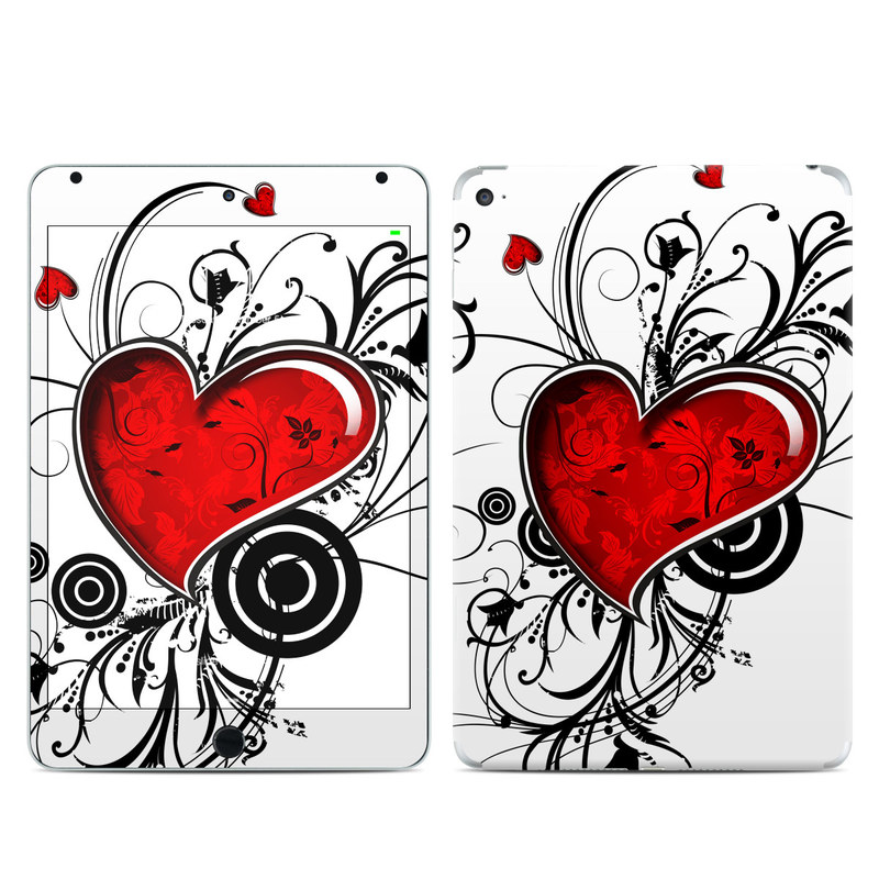 My Heart iPad mini 4 Skin