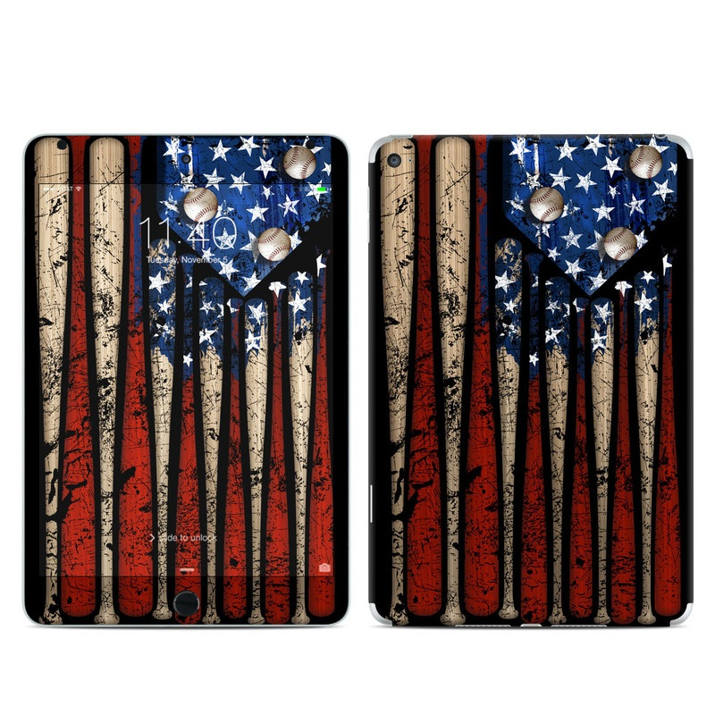 Old Glory iPad mini 4 Skin