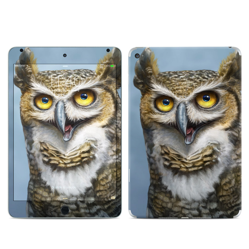 Owl Totem iPad mini 4 Skin