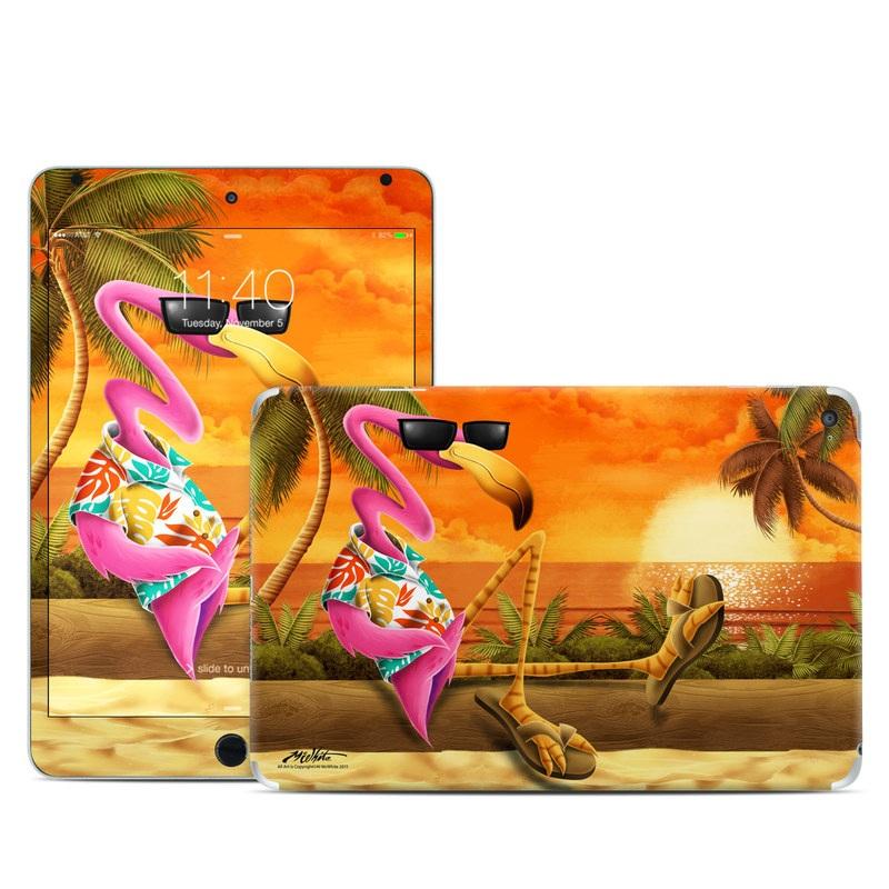 Sunset Flamingo iPad mini 4 Skin