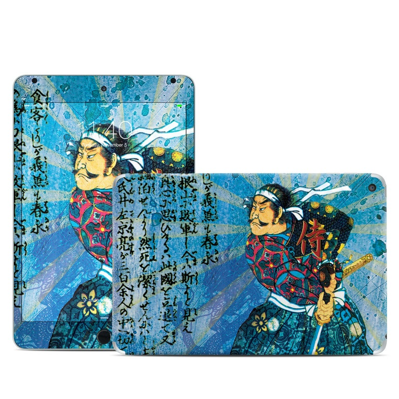 Samurai Honor iPad mini 4 Skin