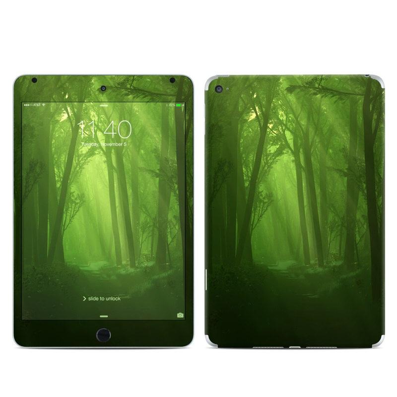 Spring Wood iPad mini 4 Skin