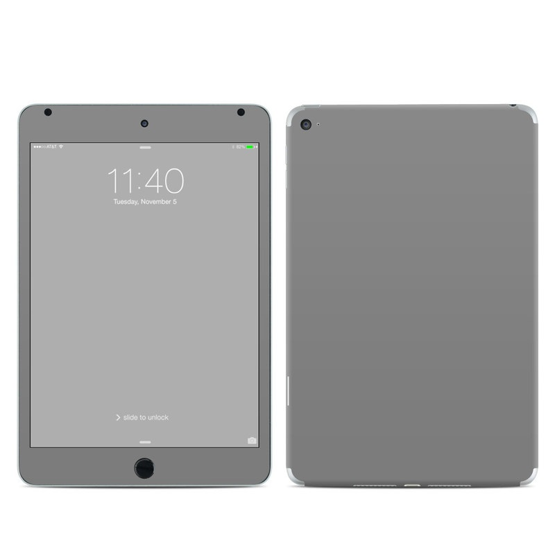 iPad mini 4 Skin design of Atmospheric phenomenon, Daytime, Grey, Brown, Sky, Calm, Atmosphere, Beige with gray colors