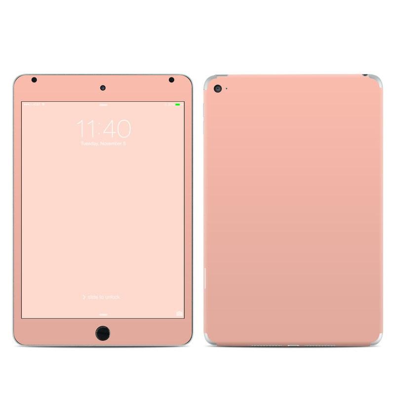Solid State Peach iPad mini 4 Skin