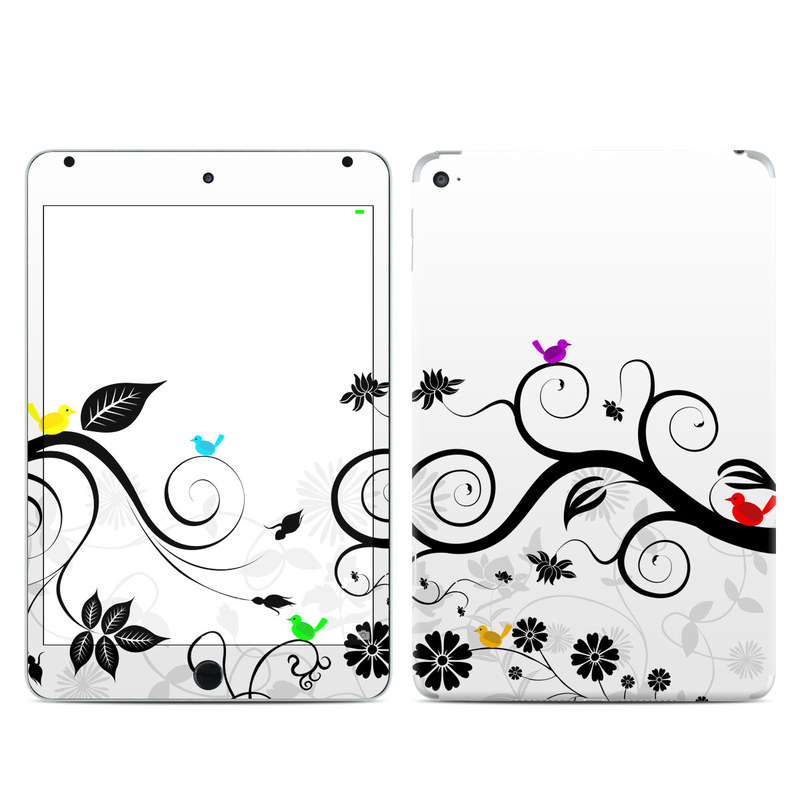 Tweet Light iPad mini 4 Skin