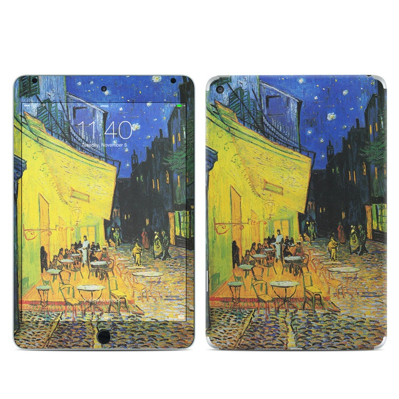 Cafe Terrace At Night iPad mini 4 Skin