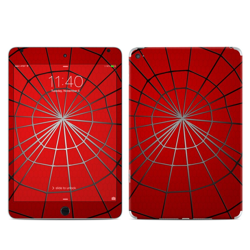 Webslinger iPad mini 4 Skin