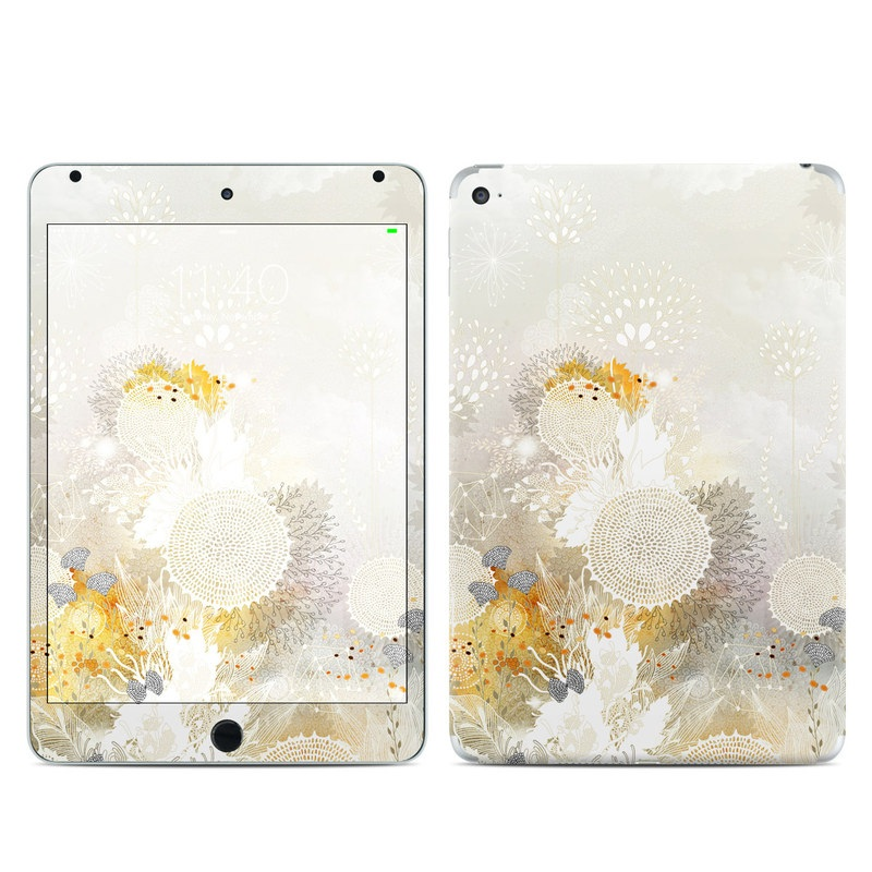 White Velvet iPad mini 4 Skin