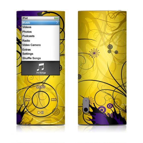 Chaotic Land iPod nano 5th Gen Skin
