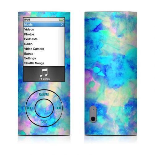 Electrify Ice Blue iPod nano 5th Gen Skin