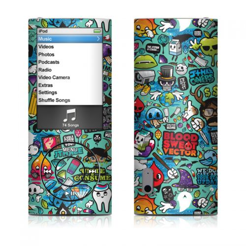 Jewel Thief iPod nano 5th Gen Skin