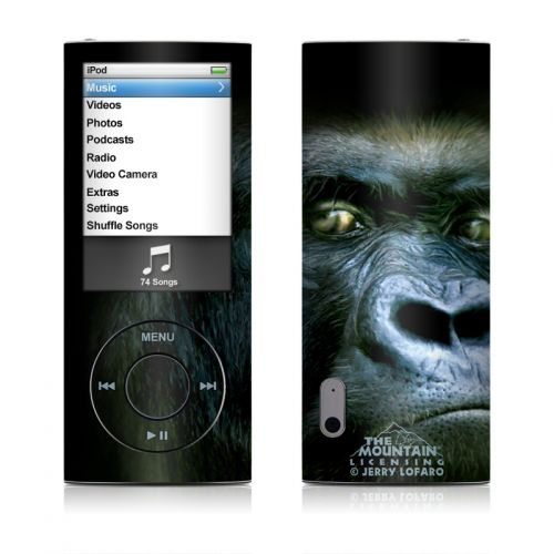 Silverback iPod nano 5th Gen Skin