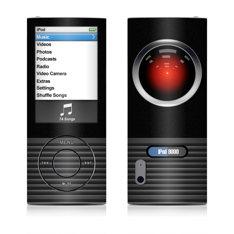 9000 iPod nano 5th Gen Skin