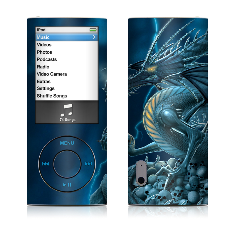 Abolisher iPod nano 5th Gen Skin