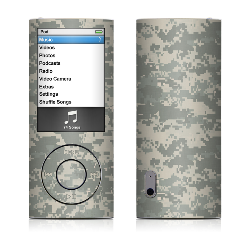ACU Camo iPod nano 5th Gen Skin