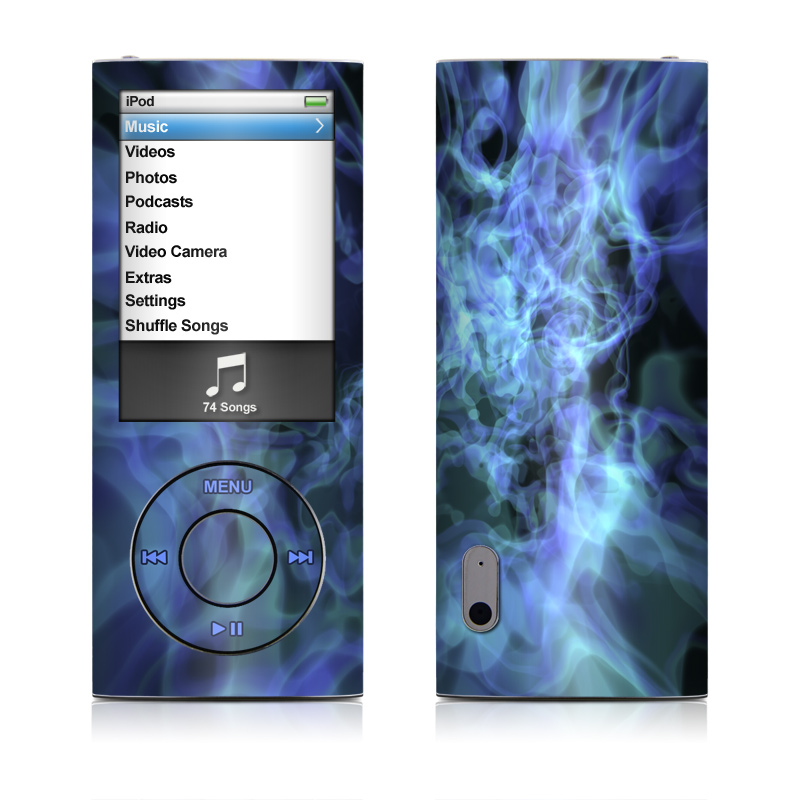 Absolute Power iPod nano 5th Gen Skin