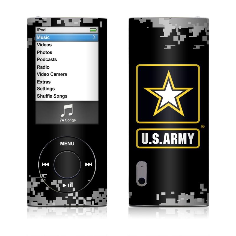 Army Pride iPod nano 5th Gen Skin