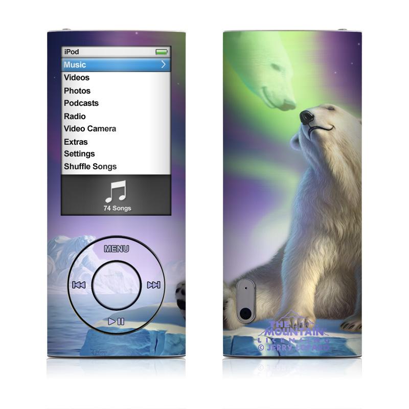 Arctic Kiss iPod nano 5th Gen Skin