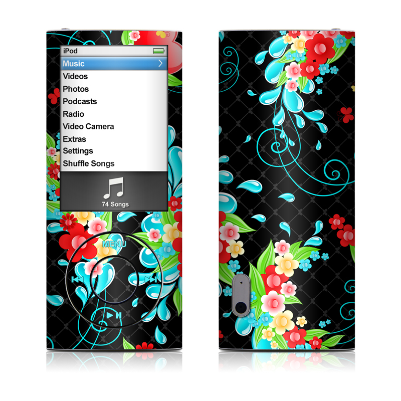 Betty iPod nano 5th Gen Skin