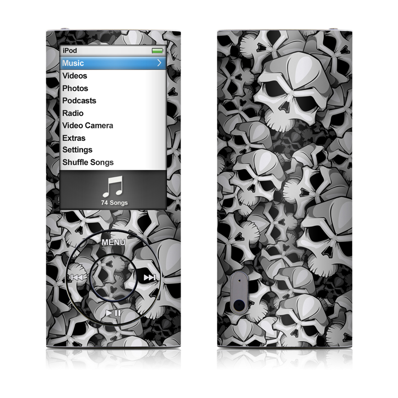 Bones iPod nano 5th Gen Skin