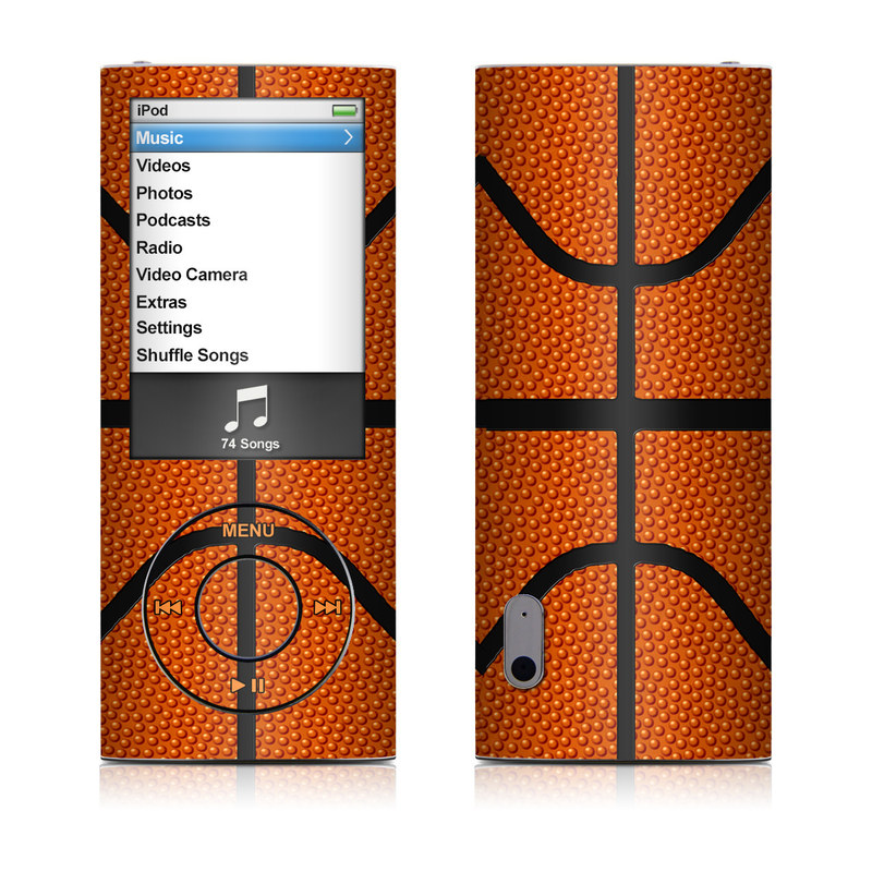 Basketball iPod nano 5th Gen Skin