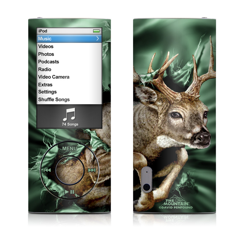 Break Through Deer iPod nano 5th Gen Skin