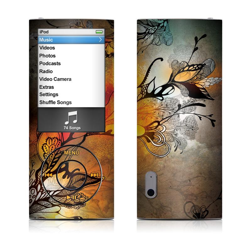 Before The Storm iPod nano 5th Gen Skin