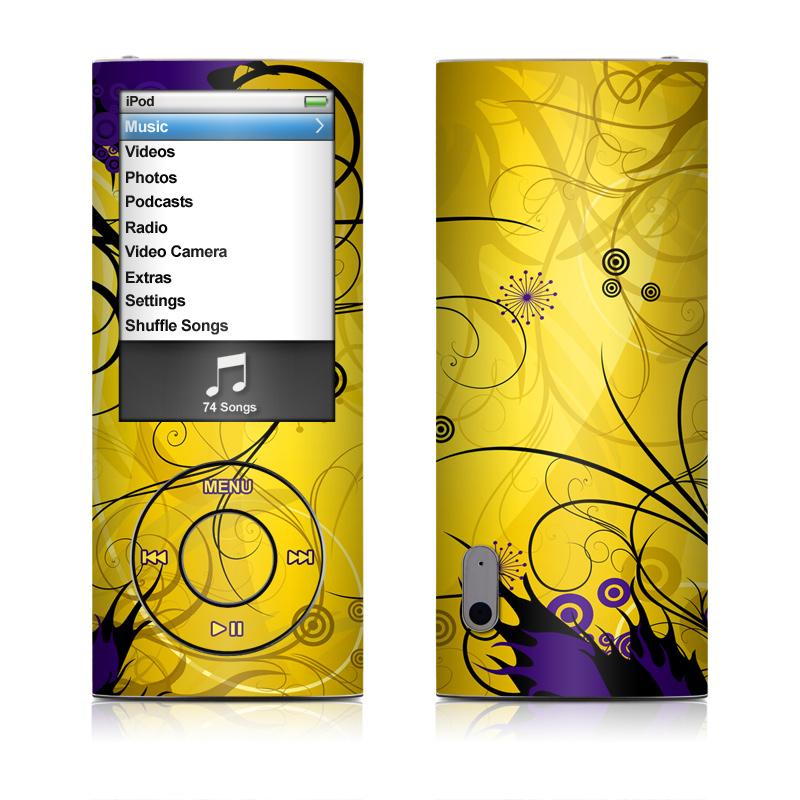Chaotic Land iPod nano 5th Gen Skin