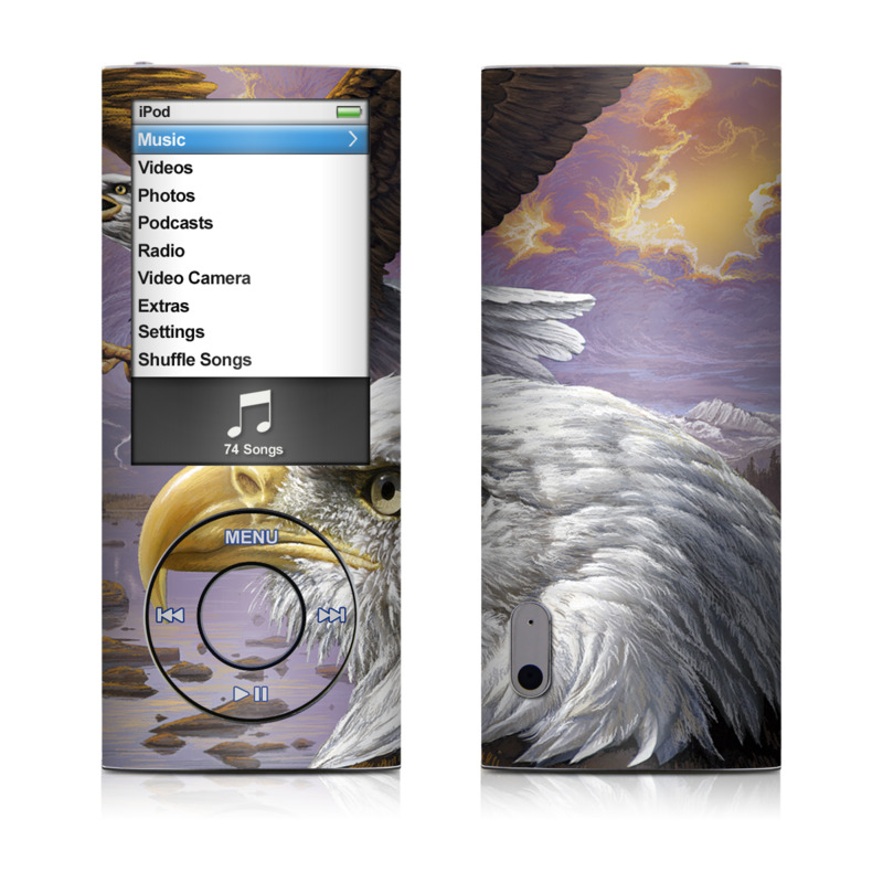 Eagle iPod nano 5th Gen Skin