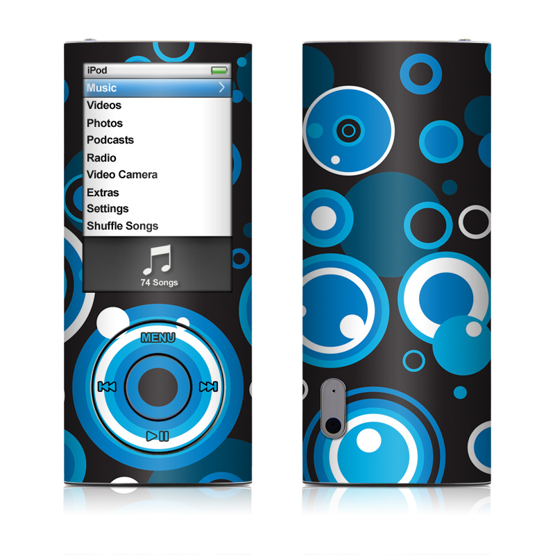 Funk iPod nano 5th Gen Skin