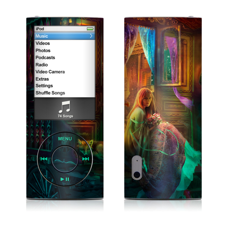 Gypsy Firefly iPod nano 5th Gen Skin