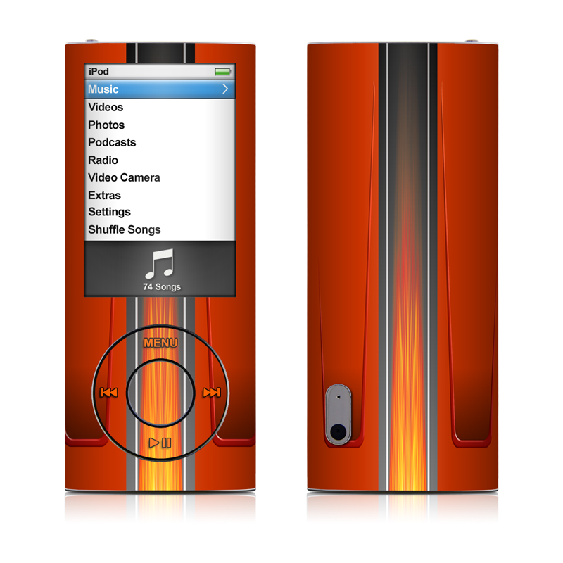 Hot Rod iPod nano 5th Gen Skin