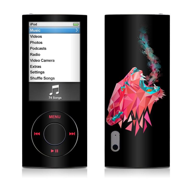Lions Hate Kale iPod nano 5th Gen Skin