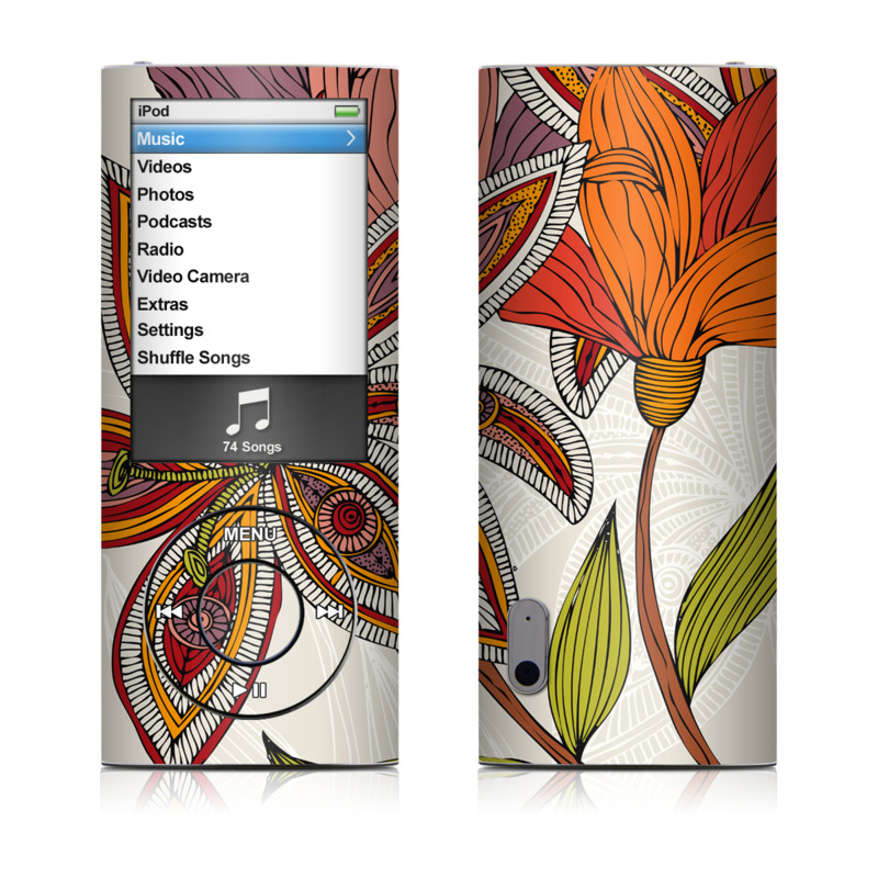 Lou iPod nano 5th Gen Skin