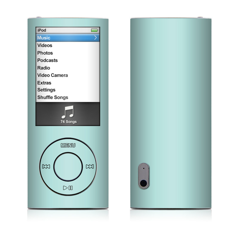 Solid State Mint iPod nano 5th Gen Skin