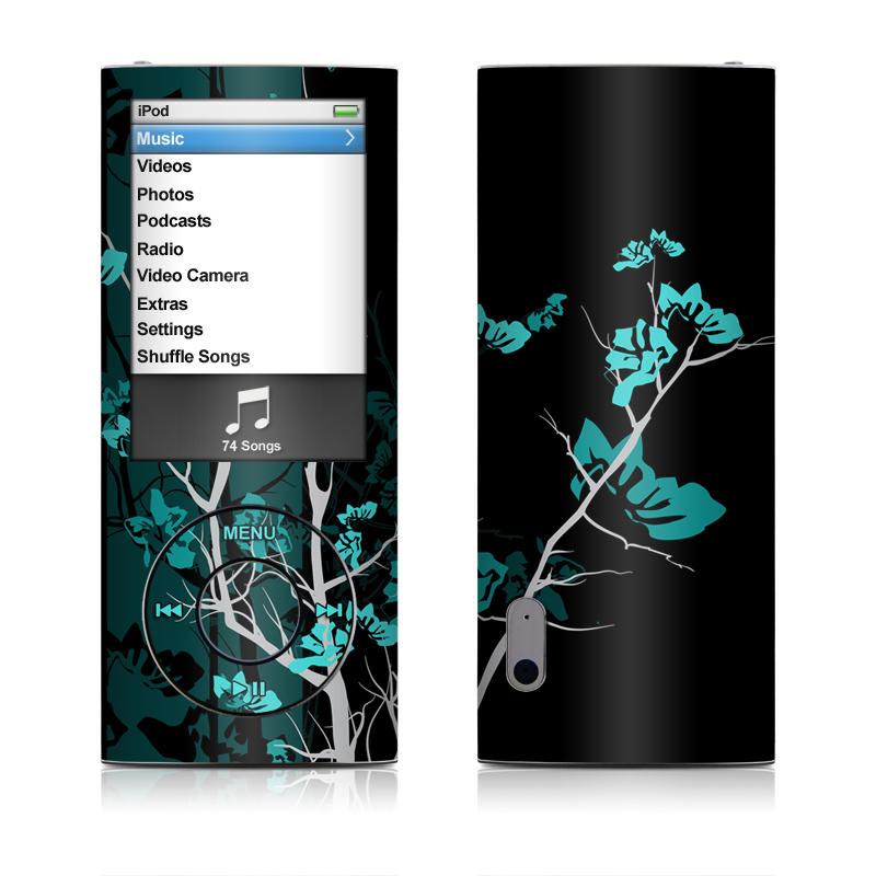 Aqua Tranquility iPod nano 5th Gen Skin