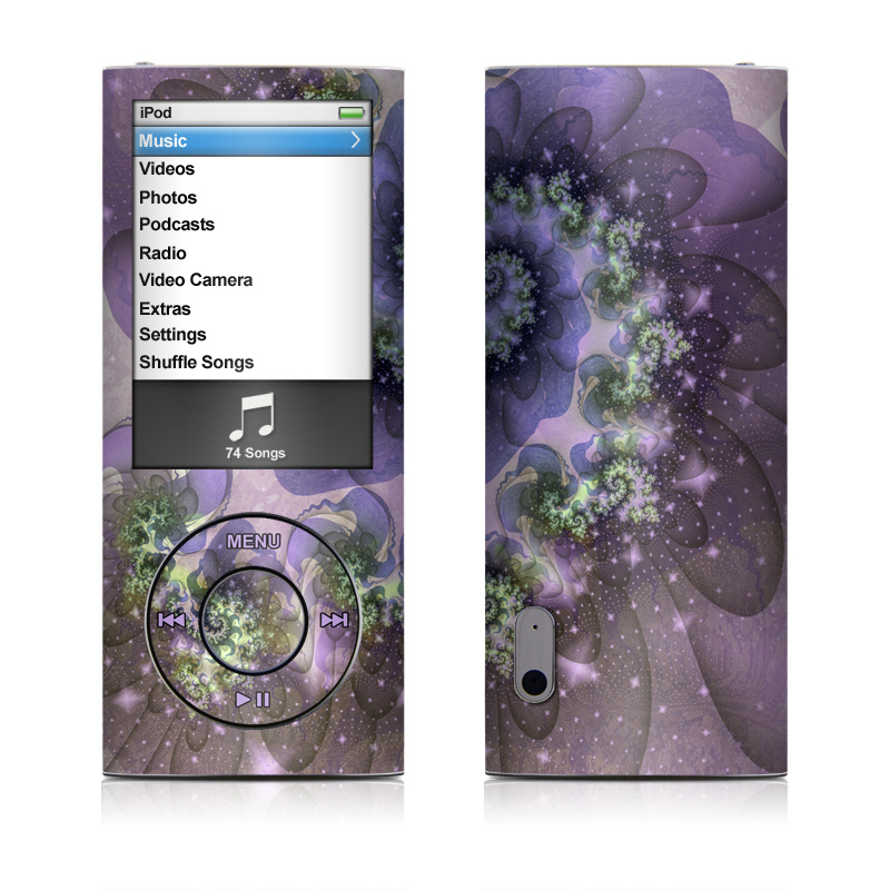 Turbulent Dreams iPod nano 5th Gen Skin
