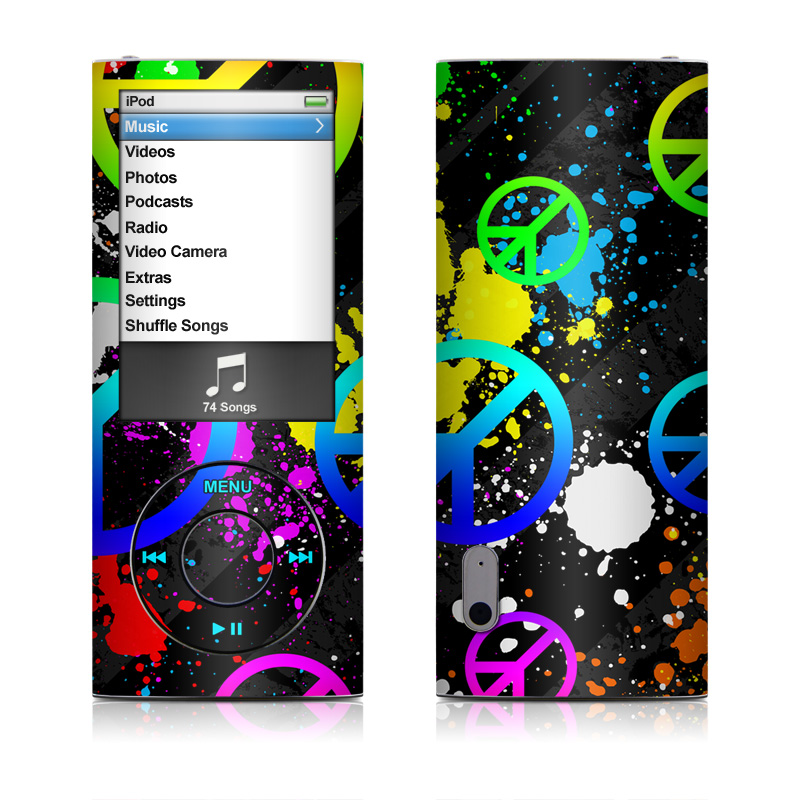 Unity iPod nano 5th Gen Skin