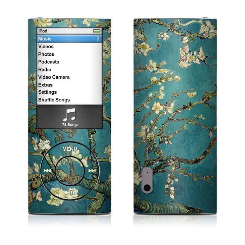 Blossoming Almond Tree iPod nano 5th Gen Skin