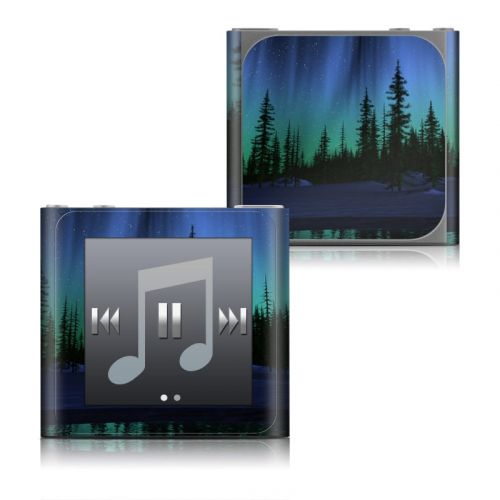 Aurora iPod nano 6th Gen Skin