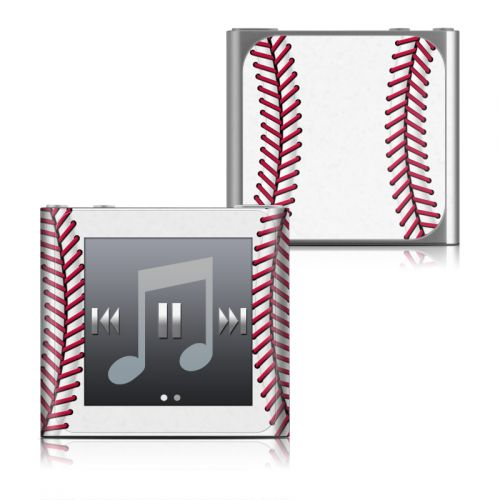 Baseball iPod nano 6th Gen Skin