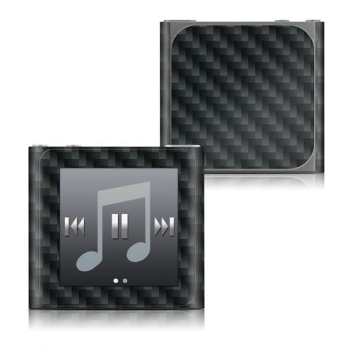 Carbon Fiber iPod nano 6th Gen Skin