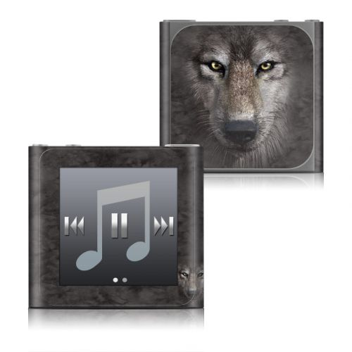 Grey Wolf iPod nano 6th Gen Skin
