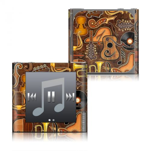 Music Elements iPod nano 6th Gen Skin