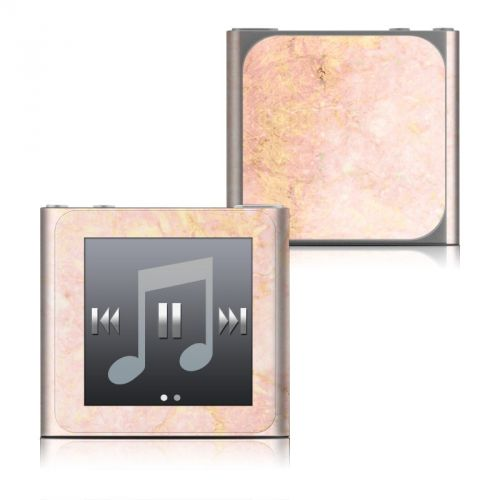 Rose Gold Marble iPod nano 6th Gen Skin