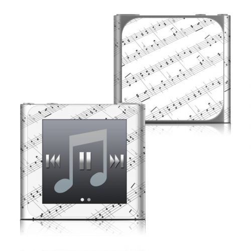 Symphonic iPod nano 6th Gen Skin
