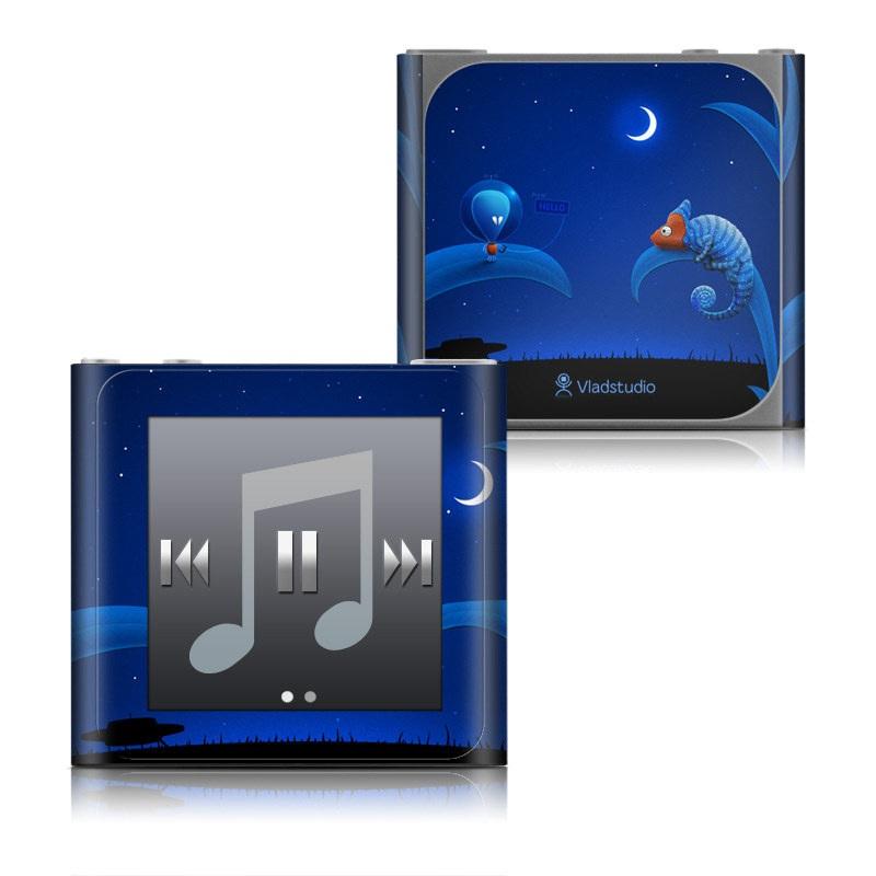 Alien and Chameleon iPod nano 6th Gen Skin
