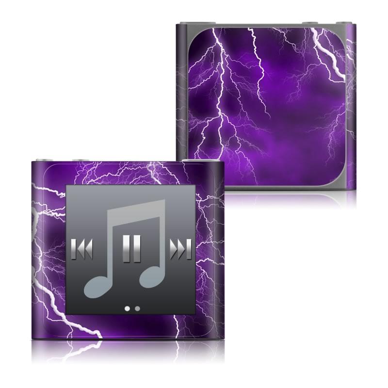 Apocalypse Violet iPod nano 6th Gen Skin