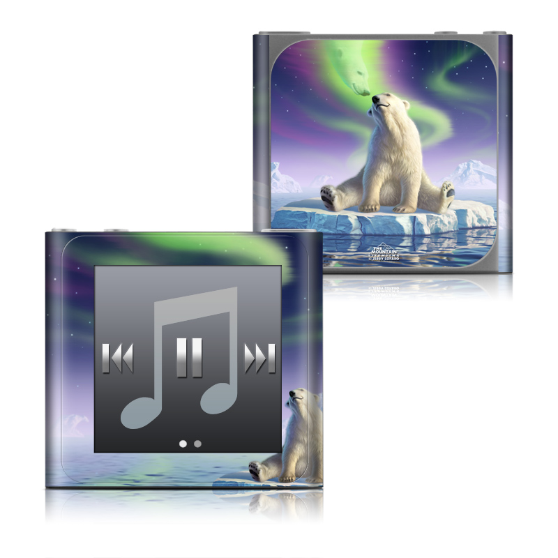 Arctic Kiss iPod nano 6th Gen Skin