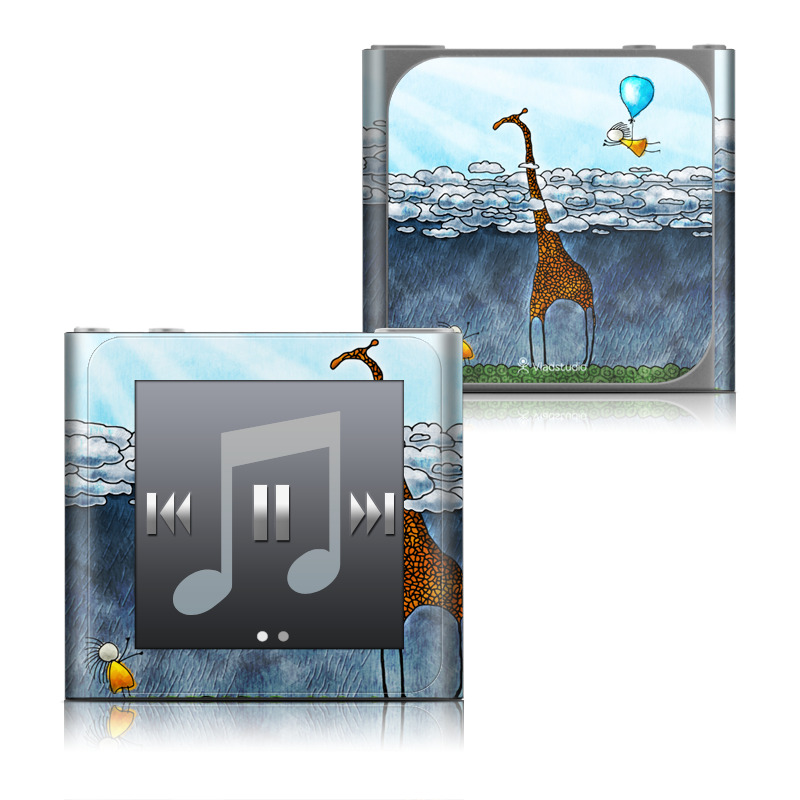 Above The Clouds iPod nano 6th Gen Skin